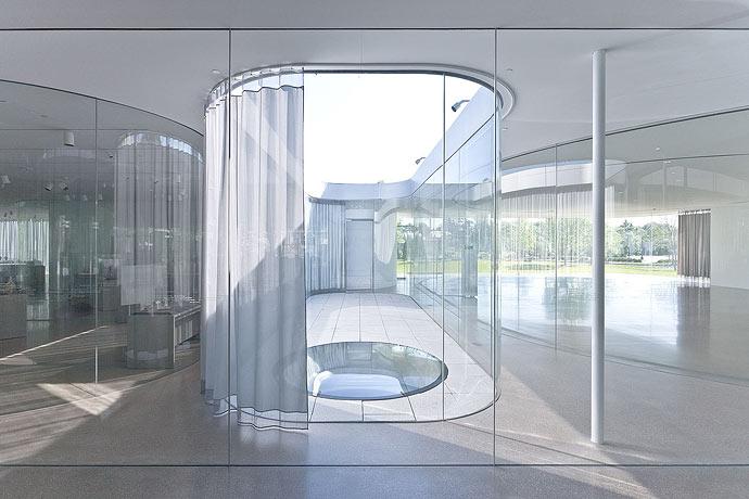 SANAA | Glass Pavillion