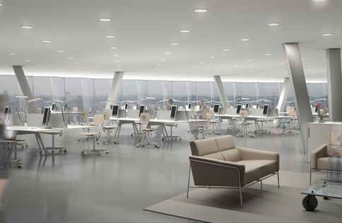 Souto Moura Arquitectos . dos torres de oficinas . Zhenzhou (4)