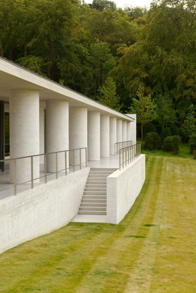 David Chipperfield Architects . Fayland House . Buckinghamshire (2)