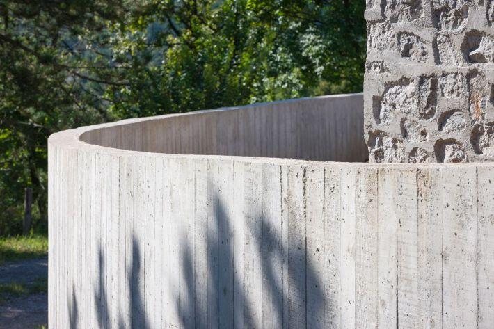 Dekleva Gregoric Arhitekti . compact karst house . Vrhovlje (10)
