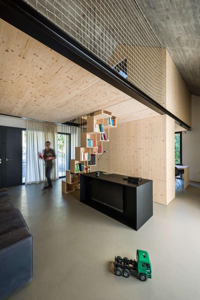 Dekleva Gregoric Arhitekti . compact karst house . Vrhovlje (11)