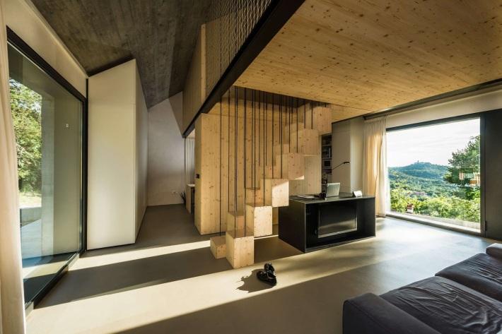 Dekleva Gregoric Arhitekti . compact karst house . Vrhovlje (12)
