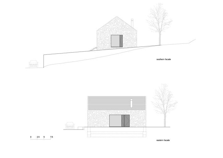 Dekleva Gregoric Arhitekti . compact karst house . Vrhovlje (23)