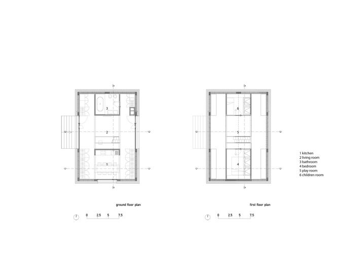 Dekleva Gregoric Arhitekti . compact karst house . Vrhovlje (25)