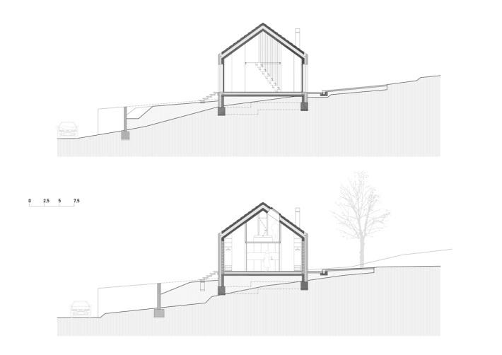 Dekleva Gregoric Arhitekti . compact karst house . Vrhovlje (26)