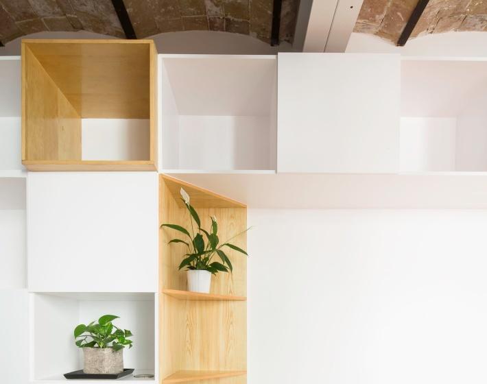 CAVAA . Vivienda y patio en el Poblenou . Barcelona (10)