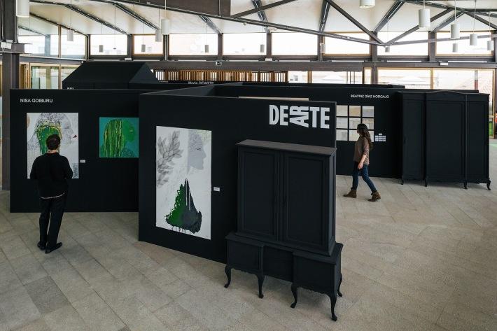 Carlos Arroyo . pabellón Fundación Dearte . Madrid (2)