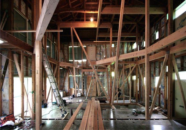 Kochi Architect's Studio. Apartment House . Chiba  (12)