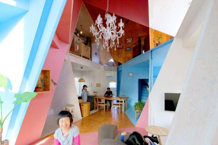 Kochi Architect's Studio. Apartment House . Chiba  (2)