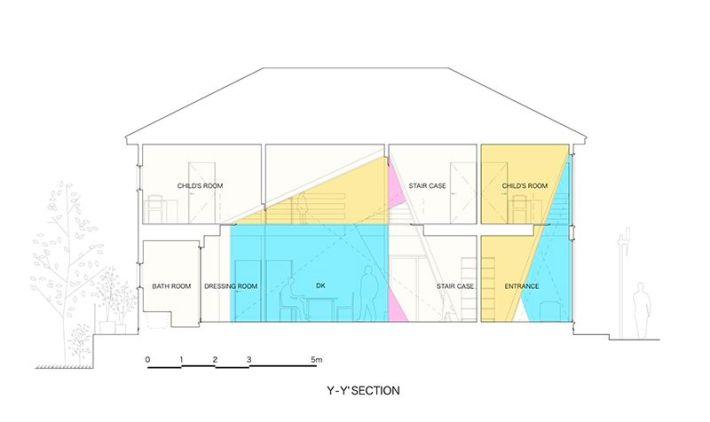 Kochi Architect's Studio. Apartment House . Chiba  (25)