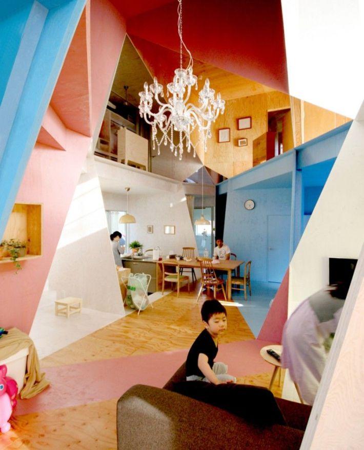 Kochi Architect's Studio. Apartment House . Chiba  (3)