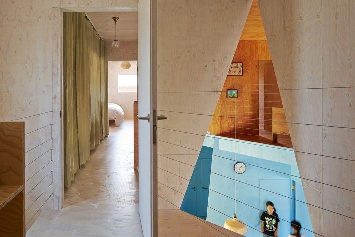 Kochi Architect's Studio. Apartment House . Chiba  (6)