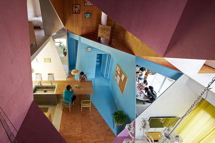 Kochi Architect's Studio. Apartment House . Chiba  (8 1)