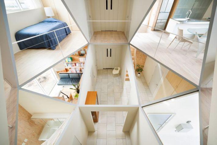 Kochi Architect's Studio . Kame House . Niigata  (1)