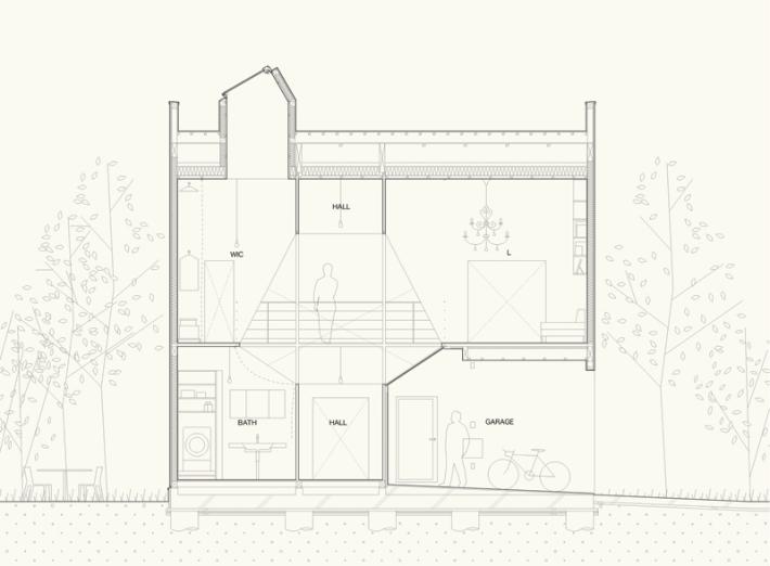 Kochi Architect's Studio . Kame House . Niigata  (3)